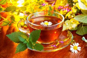 Лечение простатита чаем