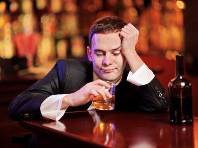 Алкоголь вместо секса