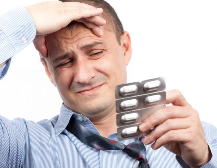 Что принимать при болях в простате