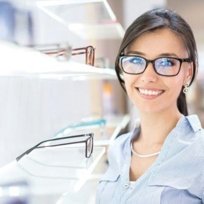 коррекционные очки для зрения