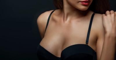 Увеличение груди круглым имплантатом