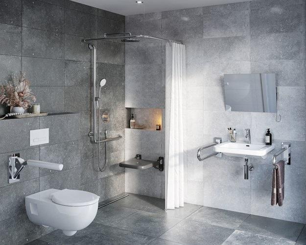ванная комната для инвалида